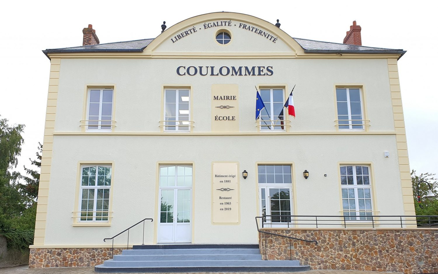 Coulommes